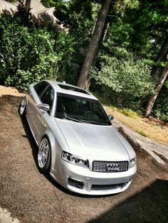 Audi b6 w/ oettinger front