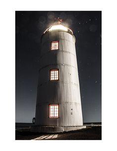 Lighthouse - Isle Verte (Québec) by Francis Beaulieu, via 500px