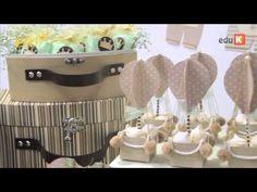 Curso ao vivo e gratuito Cartonagem: decoração para bebês | eduK.com.br