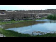 Chan Chan Ruins Largest adobe city in the world, Peru - YouTube