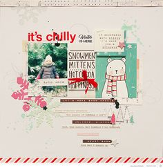 it's chilly by aniamaria at Studio Calico