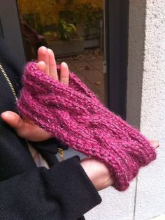 tricoter bandeau headband bergère de france Tricot Headband, Echarpe Tricot,  Tricot Femme, Bonnet 631e3e7508e