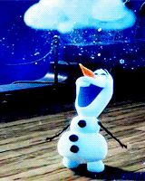 BONUS: She's friends with a certain fabulous, hilarious, adorable, optimistic snowman who goes by the name of OLAF!! | 17 Reasons Why Anna Should Be Your Favorite Disney Princess