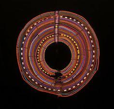 Vintage Masaai collar