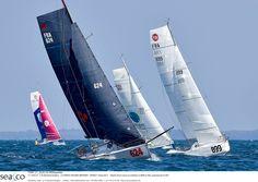 Sailing Yachts, Sailing Ships, Minis, Racing, Boat, Life, Recliner, Running, Dinghy