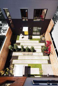 Steelhouse 1 + 2 by Zack in in San Francisco, California, USA | de Vito Architecture
