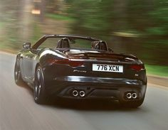 Jaguar F-Type  (© Jaguar) This will be my first Toy from my fun business.