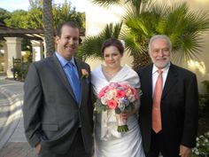 """Congratulations to Anna KcKinney and Joseph """"Ian"""" Schiffman on their March 19, 2016 wedding at the Talega Golf Club in San Clemente, CA For information on how to book an officiant or any other questions, visit www.greatofficiants.com  For information on how to obtain a marriage license, visit www.greatofficiants.com/marriagelicense  For information about our beach weddings, visit www.socalbeachwedding.com   To get married right here in our chapel, visit www.cutelittleweddingchapel.com"""