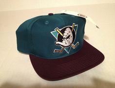 Mighty Ducks Vintage Snapback