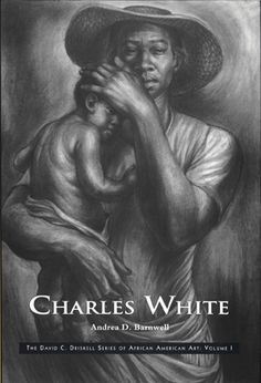 Charles White- This woman is concealing her child's head