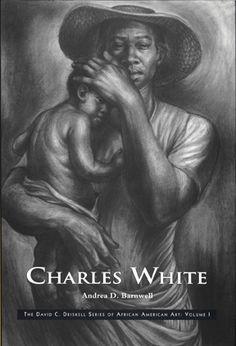 Charles White HC Andrea D Barnwell 2002 African American Art Author Signed Harlem Renaissance Artists, Black Arts Movement, African American Beauty, Meet The Artist, Afro Art, Black Artists, Art History, Black History, White Art