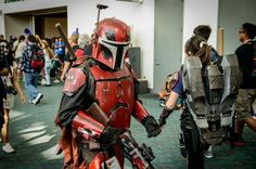 The 40 Most Insane Cosplays At San Diego Comic-Con 2015 - Bobapool