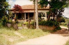 Fazenda São Roque, em Pequeri, Minas Gerais, Brasil.