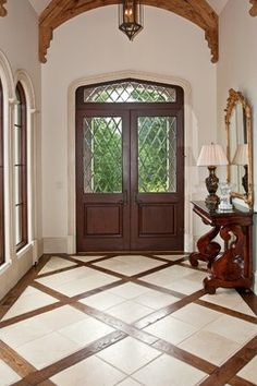 entryway floor design ideas pictures remodel and decor - Tile Flooring Design Ideas