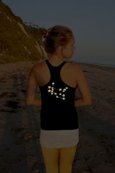 glow in the dark zodiac star tank top - customizable with your astrological sign!, get a free psychic reading here  http://www.astrologylove.net
