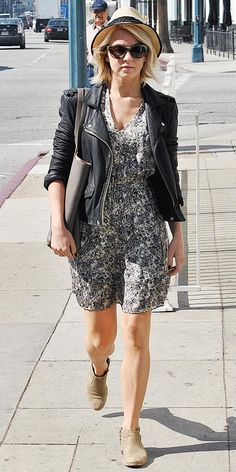 get the scoop on Julianne Hough's outfit