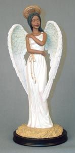 Heavenly Visions Figurines - Everlasting Comfort