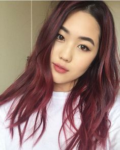 Any @hairbesties_ going red this fall? @uglyjung