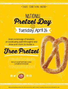national pretzel coupon