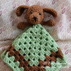 crochet lovey by Belle Tracy Several free lovey animals to choose from.