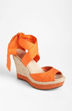 need!! love them in every color...UGG® Australia Lucianna Wedge available at Nordstrom