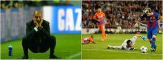 Bantai Manchester City, Barcelona Jadi 'Trending Topic' di Google