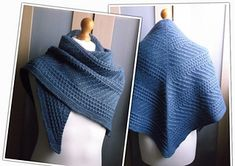 Ravelry: Sapphire Shawl pattern by Brian smith3 skeins cascade 220