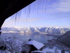 Des paysages à couper le souffle àThollon-les-Mémises! #ski #HauteSavoie