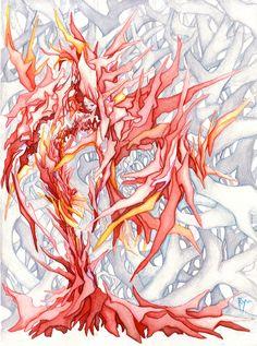 GARNET Spessartine by RyuTakeuchi.deviantart.com on @deviantART