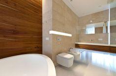 Modern White Apartment Interior by Alexandra Fedorova | HomeDSGN