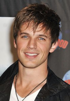 Matt Lanter - Prince Baudoin de Trevalion (Described as slender and raven haired, fair skin and sea grey eyes, from 19 - 29 yrs old.)