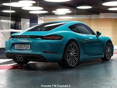 Porsche Cayman morphs into 718 Cayman with turbo and new position - Get the latest news from industry, everything from the new car launches, trends, car entertainment and Porsche Cayman 981, Porsche 911, Cayman S, Porsche Design, Latest Cars, Batmobile, Car Videos, Sport Cars, Cool Cars