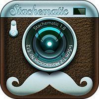 Stachematic #mustache