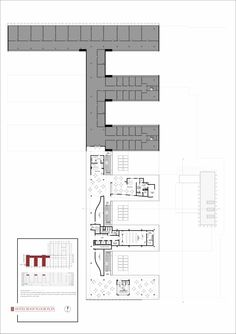 4th Year project | Norman Eaton #retrofit | Hotel roof floor plan