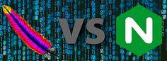En el último #programadorIO hicimos una comparativa entre Apache y Nginx. Aquí te dejamos el link al vídeo: http://www.desarrolloweb.com/en-directo/apache-nginx-programadorio-8881.html