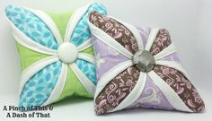 A Pinch of This & A Dash of That: Never Enough Pincushions