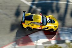 Corvette Racing's C7.R wins its first race at Long Beach!