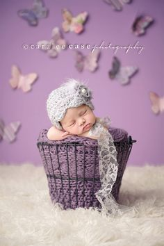 Caralee Case Photography: Jaycee {Idaho Falls Newborn Infant Baby Photographer} love the background