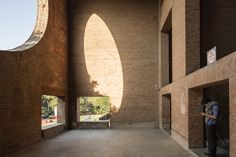 Gallery of Louis Kahn's Indian Institute of Management in Ahmedabad Photographed by Laurian Ghinitoiu - 28