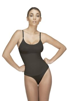 d123fcd2c7e24 Vedette Léa Bodysuit in Bikini Black 105