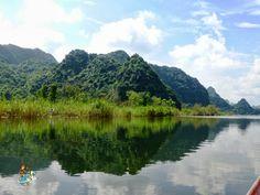 Camino Pagoda del Perfume (Vietnam)