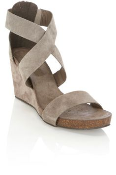 Crossover Moulded Wedge She