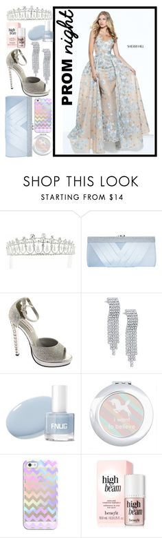 """""""Prom Queen"""" by hanisi ❤ liked on Polyvore featuring Kate Marie, GCGme, Dyeables and Casetify"""