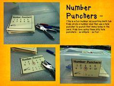 Math group box idea
