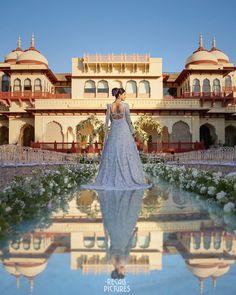 (C) HannaSKhan | (C) Ohailakhan | (C) Recallpictures #bridaloutfitideas #bridalgown #celebrity #trending #weddingphotography #destinationwedding #pastelbrides Indian Wedding Planning, Wedding Planning Websites, Groom Wear, Groom Outfit, Bridal Outfits, Bridal Gowns, Rose Gold Gown, Girl Photography Poses, Wedding Looks
