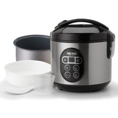 4-Cup (Uncooked) 8-Cup (Cooked) #DigitalRiceCooker and #FoodSteamer @A Lee
