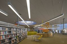 Gallery of Billings Public Library / Will Bruders & Partners - 11