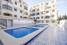 RicaMar Homes Real Estate Costa Blanca | One Bedroom Apartment in Playa Flamenca - Orihuela Costa Outdoor Decor, Life, Flamingo, Beach