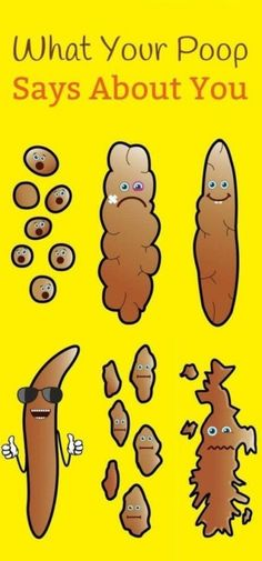 What Your Poop Says About You (For Serious)!!