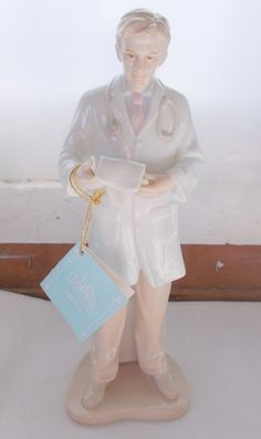 The Valencia by Roman Doctor Dr. Figurine 2002